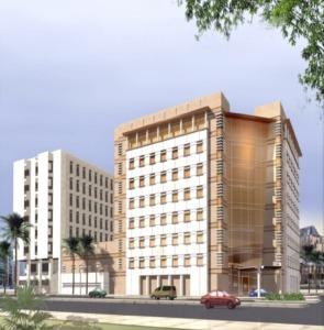 12 New National Hospital