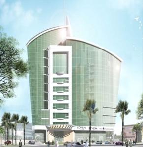 14 Al Masharek Tower