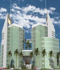 16 Ajlan Twin Towers