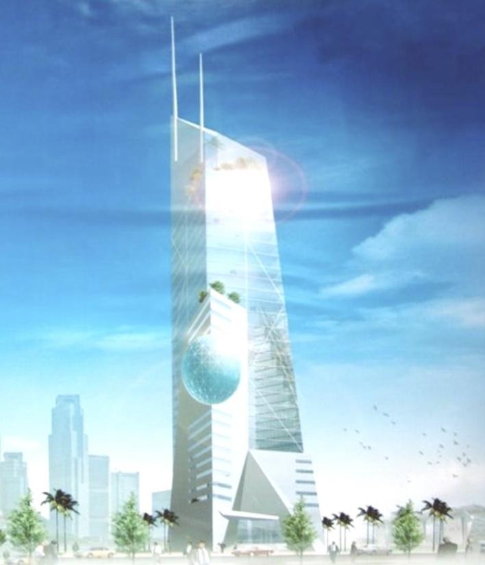 9 Nakheel Tower